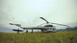 【動画】ロシア、カムチャッカ半島でのサーフィン映像