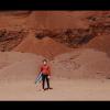 【動画】 Andy Criere(アンディ・クリエール)が青、赤、緑の3つのイメージでサーフライディング