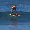 【動画】カイ・レニー(KAI・LENNY)が6分間一度も下りずに11個の波を乗り続ける